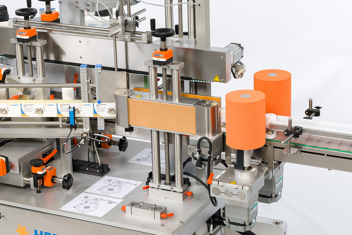 HERMA 362C - HERMA Compact labeling systems, Quality since 1906